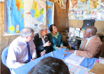USAID's Opportunities for Equitable Access to Basic Education Program © USAID