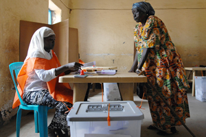 Sudan national elections 2012 © UN Photo/Tim McKulka